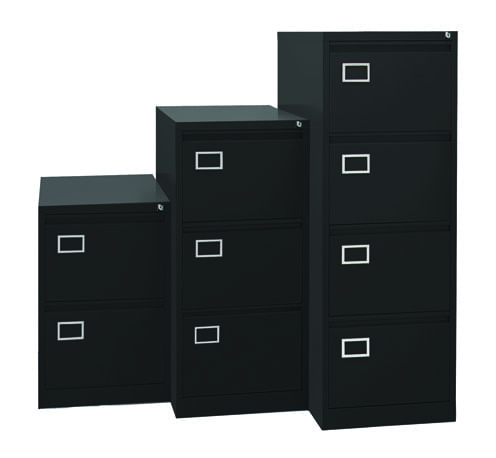Bisley AOC 4 Drawer Economy Filing Cabinet - Penningtons Office ...