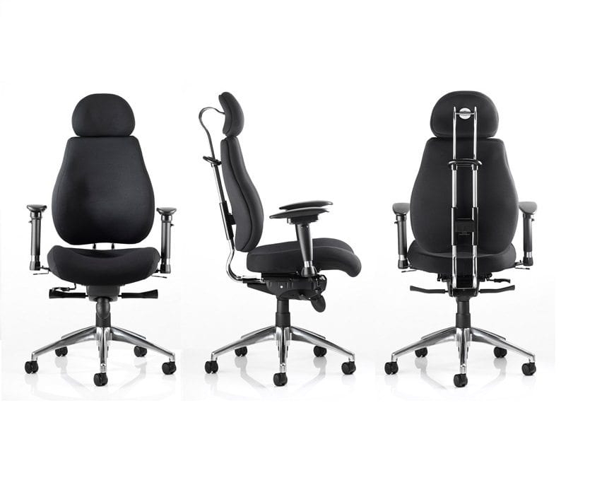 24 Hour Heavy Duty Task Chair Penningtons Office Furniture