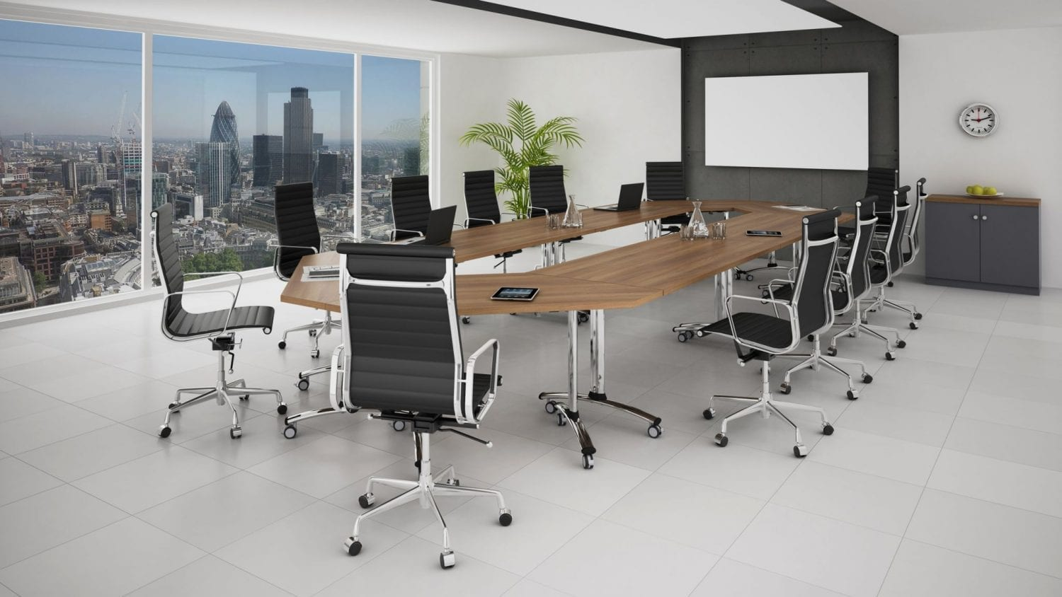 Office furniture manchester new second hand for Furniture companies
