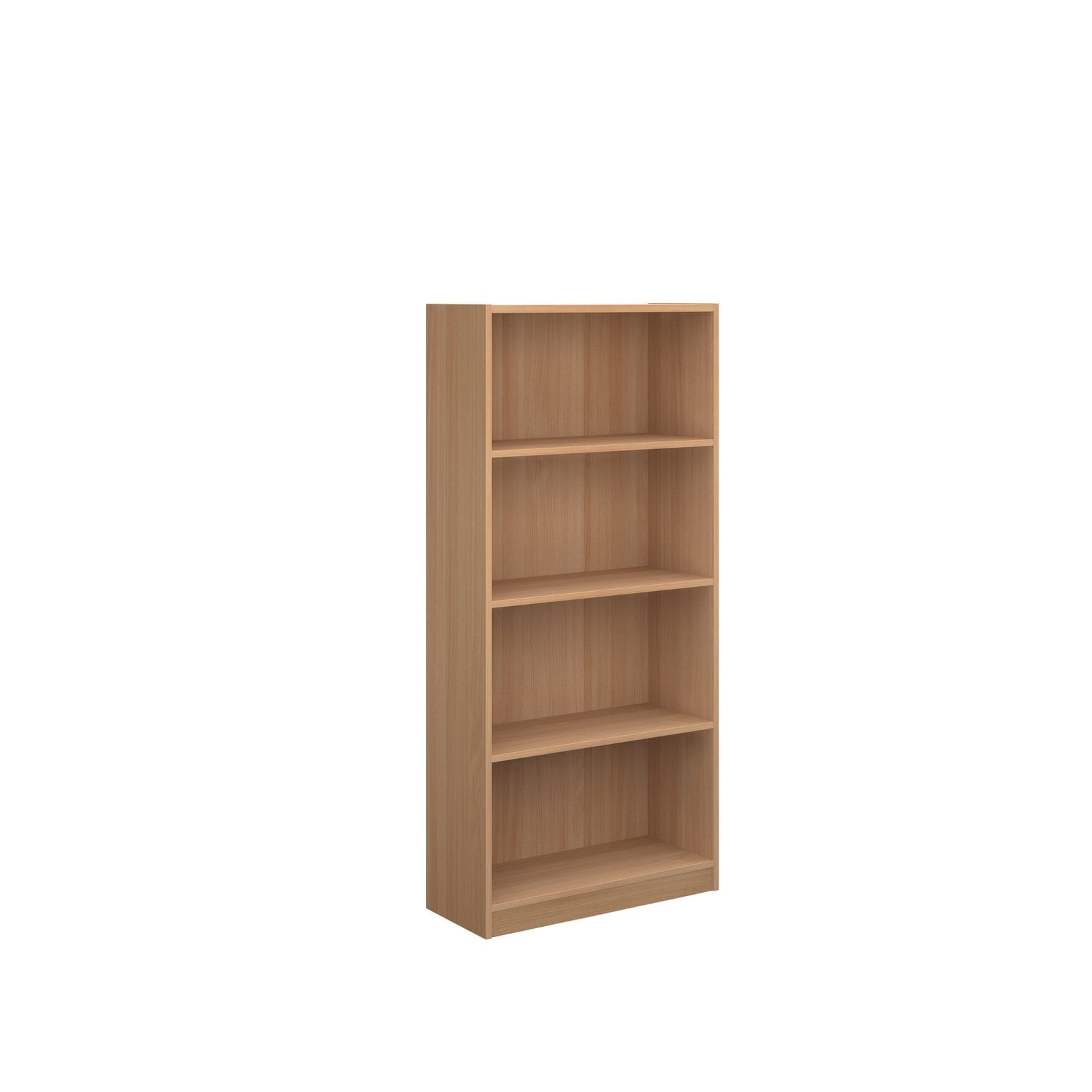 Bookcase Tbc Beech Penningtons Office Furniture