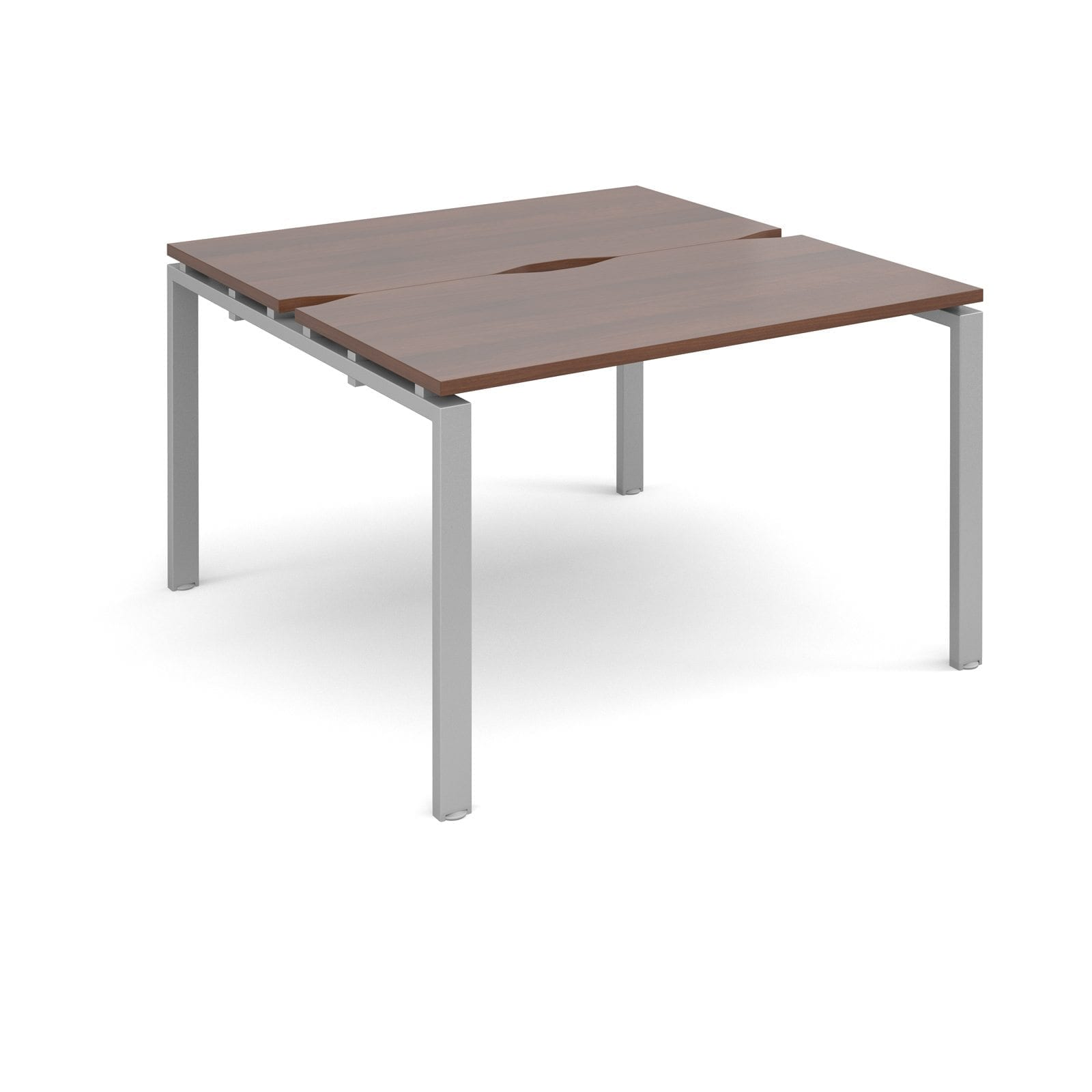E1212 2 Person Bench Desk System Penningtons Office