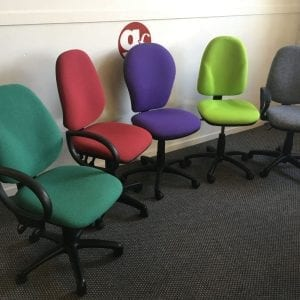 Second Hand Re Furbished Op Chairs